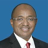 H.E. Dr. Hussein Ali Mwinyi,