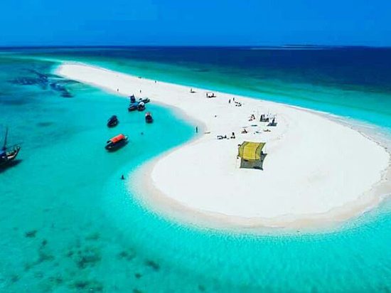 Pange Sandbank