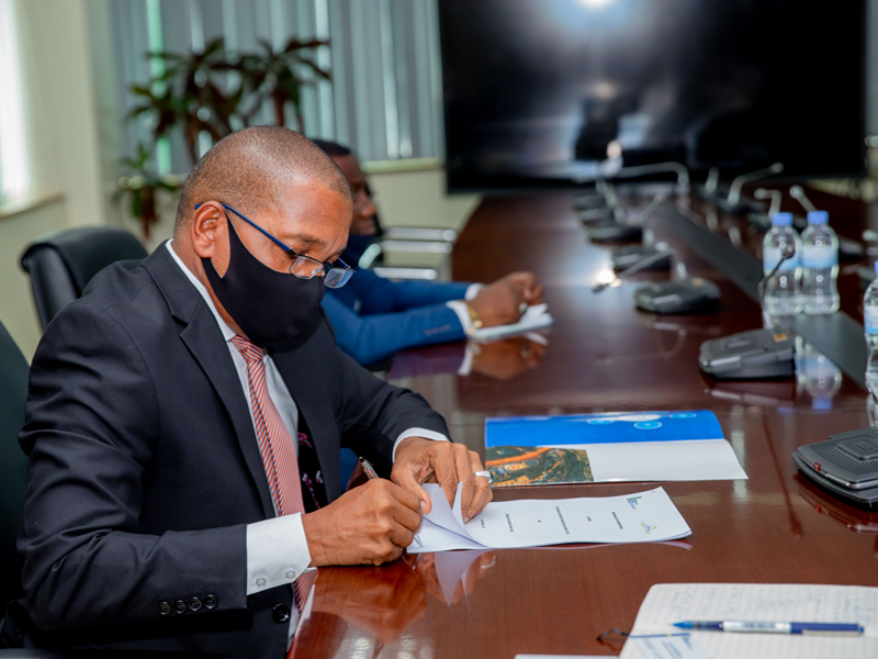 Zanzibar Investment (ZIPA) Signed a Memorandum of Understanding (MOU) with Rwanda Development Board (RDB)